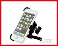 Free Shipping Mobile Phone Holder Air Vent Mobile Holder Car Holder For Iphone 5 10pcs/lot