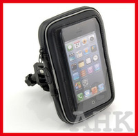 5pcs/lot Waterproof Bicycle Handlebar Mount Holder for Samsung Galaxy S4 I9500