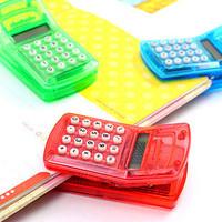 3pcs/lot Ultra-small clip calculator