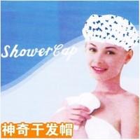 Shower cap waterproof shower cap hair shower cap flower
