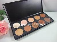 New Makeup 10 color Concealer Palette. 1pcs
