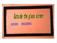 "100% new original  23.0""  glass All-in-one outside the screen glass For lenovoe B520 B520E B520R2 B540 B545 B540P"