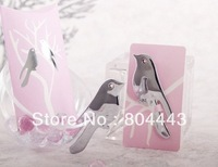 New arrival 20 pcs/lot  wedding favors Love Birds Letter Opener souvenirs for Wedding Party