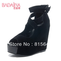 Free Shipping!New Arrived Fashion Women's High-heel Shoes Casual Female Gladiator High Heel Shoes CLSBDN-611