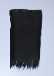 hot selling 18inch synthetic hair lace weft(China (Mainland))