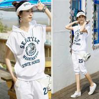 Luxury brand 2013 summer lovers sports set summer Women sweatshirt set casual set female