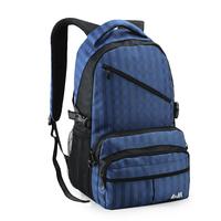 Free shipping 1pc Lm middle school students school bag travel laptop bag male women's preppy style handbag