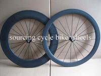 3K matte 50mm front 88mm rear super light carbon tubular wheels /700c carbon fiber road bike wheels(20/24 holes in stock)