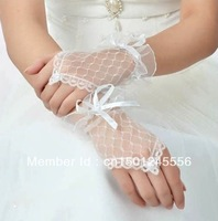 New Arrive Hot Sale Lace Short Gloves Evening Party Dress Sexy Gowns Bridal Wedding Dress Gloves