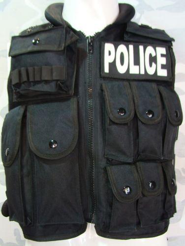 Защитная одежда Special police vest tactical vest black