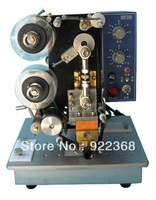 Free shipping,HP-241B Manual ribbon coding machine,expiry date coding machine,hot stamp coder