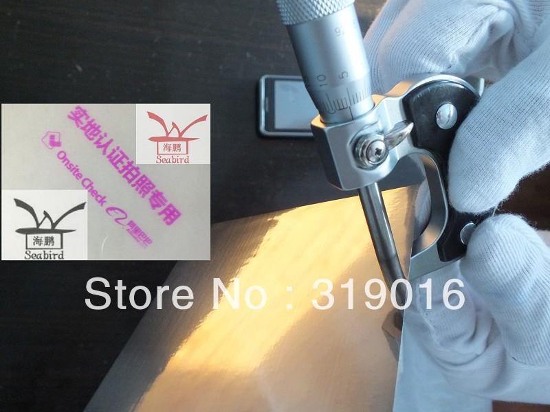 0.05mm thick ASTM F136-11 Gr23/Ti-6Al-4V ELI Medical Titanium foil / Ti sheet & plate(China (Mainland))