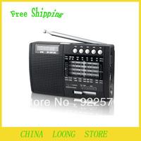 Free Shipping!!FOR Shortwave Wang Shouyu DP100 Old Card MP3 Charging Full Wave Radio