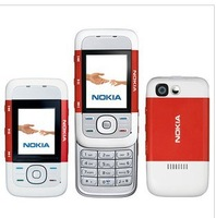 5200 Original N&5200 black blue pink red 4 color Unlock Cell Phones simple package Free shipping