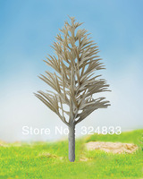 Model tree Scale Train Layout Set Model Scale Trees in size 30mm GT02-30 Plastic model tree arm tree trunk