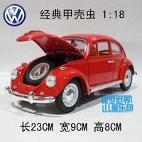 Vw beetle classic alloy classic cars model toys bulk