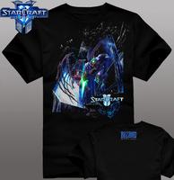 StarCraft II Short-sleeve T-shirt /Super cool Hero zeratul cotton t-shirts