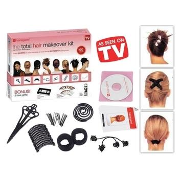 Free shipping Hairagami set kinkiness combination hair maker combination hair maker set