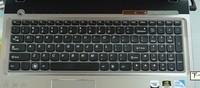 wholesale  5pcs Lenovo G585 B580 B570 G580 G50 G575 G570 E570 Z560 membrane silicone laotop keyboard cover freeshipping