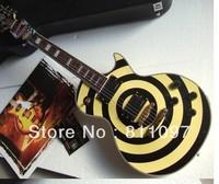 Electric guitar ZAKK WYLDE Huang Heiquan