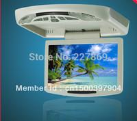 """11""""Roofmount monitor with DVD/USB/SD/IR/FM/GAMES/Speaker,Resolution::1024*600,2 AV Inputs/1 AV output .High definition panel."""
