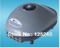Resun 220-240V 20Lpm 8Outlets Adjustable Silent Aquarium Air Pump Electric air pump