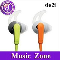 Free shipping Green orange earphone for SIE2i earphone,popular earphone,noise cancelling earphone