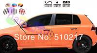 9set car door crash anti-rub stickers graffiti UK USA German flag anti-scratch decorative article stickers styling Mouldings
