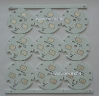 Single side, Aluminium Led PCB, MCPCB, USD100/ A LOT  5pcs/lot Free shipping