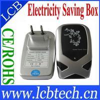 Free Shipping!  EU Plug Power Saving Decvice Electricity saving box 30KW SD-004 Power Factor Saver
