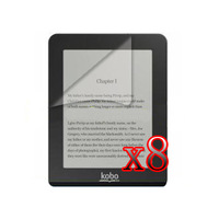 New Clear LCD Screen Protector Film Guard For Kobo Mini eReader