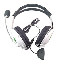 High quality Headphone Microphone Headset for Xbox360