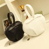 2014 small bag fashion money mobile handbag lady,shell retro style,mini cute,free shipping,popular beautiful