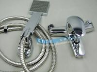 Copper shower head belt simple shower set belt , 50 set