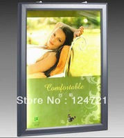 Ultra Slim Thin Backlit Poster Frame LED Advertisng Light Boxes/Wall Mounted Aluminium Display a3 led
