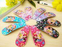 Children's hair accessories wholesale multicolor BB folder clip a small edge quality assurance