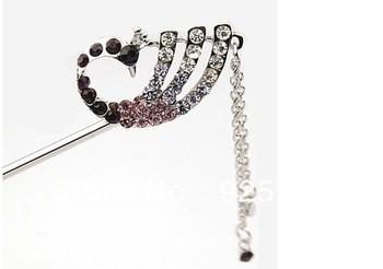 Phoenix  jewle hairpin hair accessory hair clasp