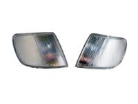 Clear Corner Lens Reflection Plate For VW Passat B4