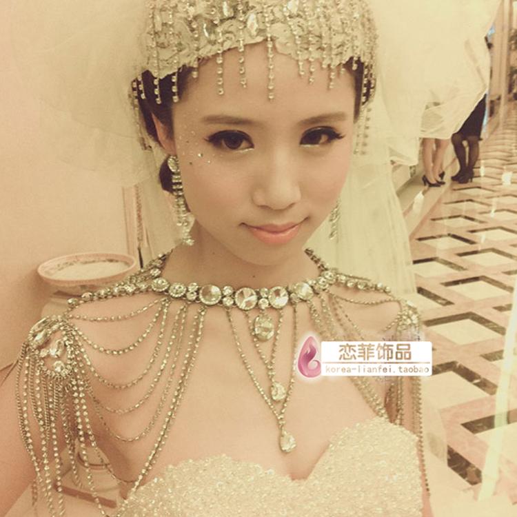 Wedding Dress Accessories Straps : Aliexpress buy bride accessories wedding dress