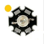 LED3-watt high-power yellow 80 lumens  car turn signal  traffic lights  tunnel Light