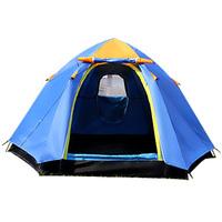 Hexagonal tent waterproof external account