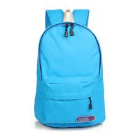 Nylon double-shoulder bag casual bag student  lovers design nylon waterproof sports bag