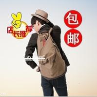 2013 trend  travel bag canvas bag large capacity travel man bag basketball bag