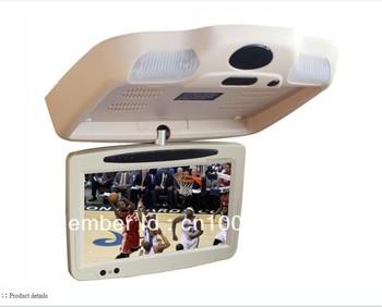 Car DVD Player TFT LCD-CAR Flip Down Monitor Wide-Screen 9 inch