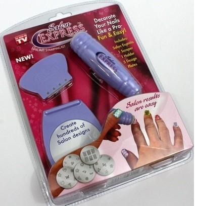 Инструменты для дизайна ногтей TERRY 1  TV004