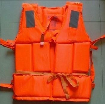 Adult life vest life vest , inflatable boat drifting boat fishing boat life vest