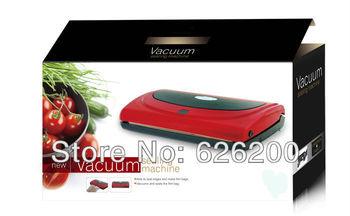 2013 Household Food Vacuum Sealer Free Shipping