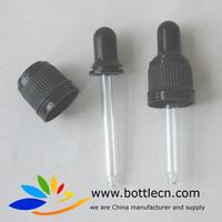 100pcs/lot 20mm 25ml glass medicine dropper caps