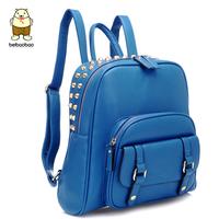 Free shipping 1pcs female school bag vintage preppy style casual genuine leather bags for women/ women's handbag