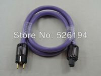 Taralabs Prism Helix 8 SA-OF 8N Copper SCHUKO Power Cable + P-079E Power Plug & C-079 IEC Connector